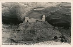 Mummy Cave, Canyon de Chelly Postcard
