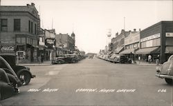 Main Street North Postcard