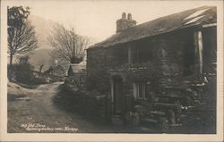 Old Stone Spinning Gallery Hartsop Postcard