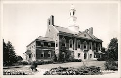 Keen Johnson Student Union - Eastern State College Postcard