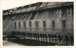 West Power House, Grand Coulee Dam Postcard