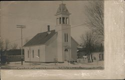 Church of Christ Postcard