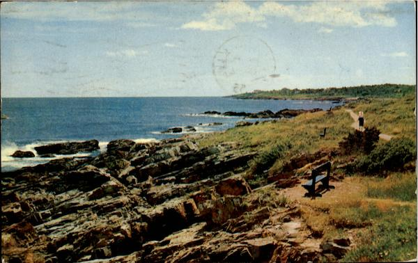 The Marginal Way Ogunquit Maine