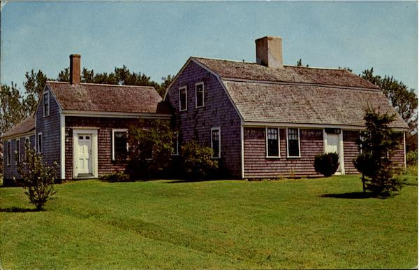 The Old Atwood House, Chatham Cape Cod Massachusetts