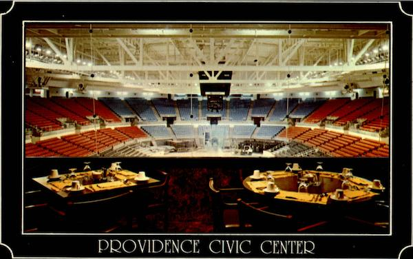 The Providence Civic Center Rhode Island