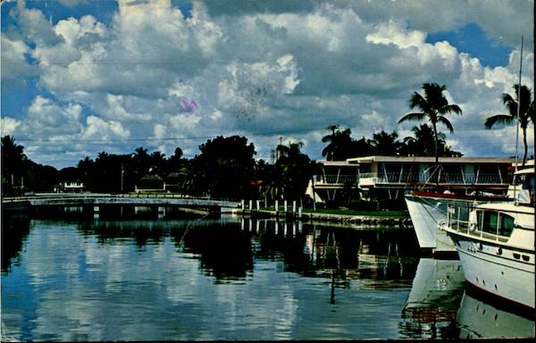 Waterways Fort Lauderdale Florida