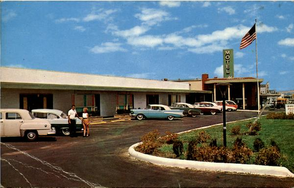 Motel Merrimac Washington District of Columbia