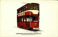 Edinburgh Corporation Tramways