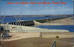 Lewis And Clark Lake And Gavins Point Dam