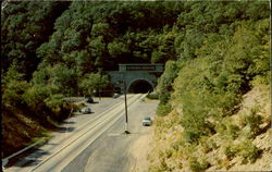 Entrance To Kittatinny Tunnel