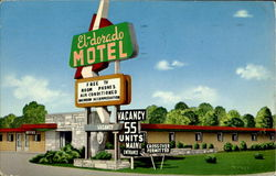 El Dorado Motel Inc