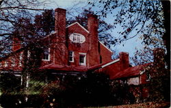 Herring Hall Inn And Restaurant Postcard