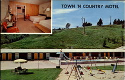 Town N Country Motel, Highway 16
