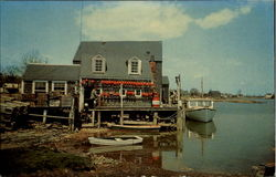A Maine Fisherman's Shack