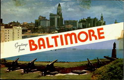 Greetings From Baltimore