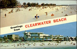Greetings From Clearwater Beach