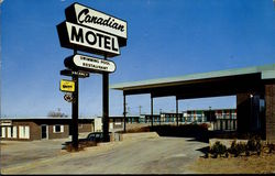 Canadian Motel, Highways 60 and 83