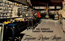 Tropicana Perfume Shoppe, Main St