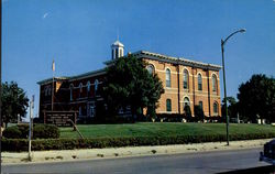 Otoe County's Courthouse