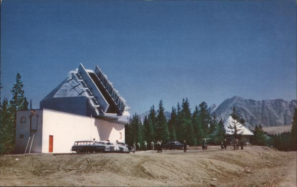 High Altitude Observatory of the University of Colorado Climax