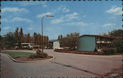 Bowmont Motel Postcard