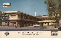 Star Dust Motel Postcard