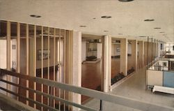 Ballroom Area, University of Utah Union Postcard