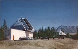 High Altitude Observatory of the University of Colorado Postcard