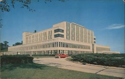 Forest Products Laboratory, U.S. Department of Agriculture Postcard
