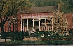 Park View Inn Postcard