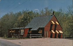 The Old Forge Postcard