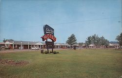 Shelby Motel Postcard
