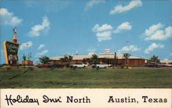 Holiday Inn North Postcard