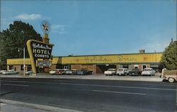 Holiday Inn West Postcard