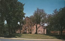 St. Thomas Hall, The Catholic University of America Postcard