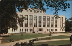 University of Wisconsin Library Postcard