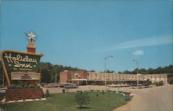 Holiday Inn West - Interstate Highways 40 and 75, 1315 Kirby Road Postcard