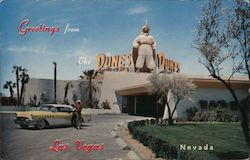The Dunes Hotel Postcard