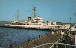 Coast Guard Cutter Unimak Postcard