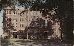 Hannibal Hamlin Hall, University of Maine Postcard
