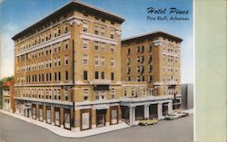 Hotel Pines Postcard