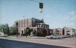 Craighead County Court House Postcard