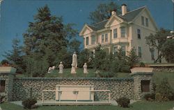 St. Bernard's Rectory and the Lady of Fatima Shrine