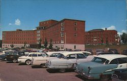 Mary Fletcher Hospital Postcard
