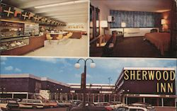 Sherwood Inn Postcard