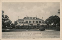 Summer Home of the Governor of New Jersey