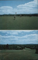 Goffstown Country Club Postcard