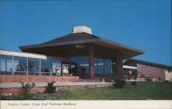 Visitors Center, Cape Cod National Seashore Postcard