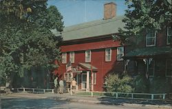 Daniel Webster Inn, the oldest inn in the oldest town on Cape Cod