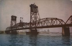 Dunn Memorial Bridge Postcard